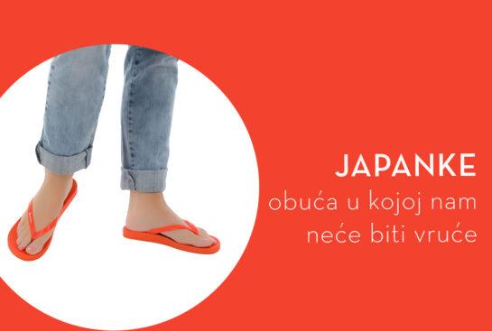 MASS – ljetni stilovi s japankama