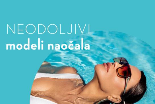 ANDA – neodoljivi modeli naočala