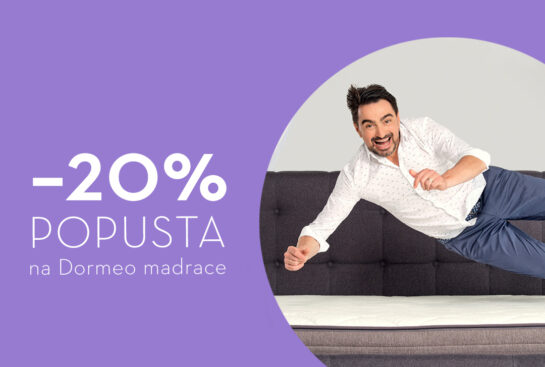 TOP SHOP – Dormeo madraci